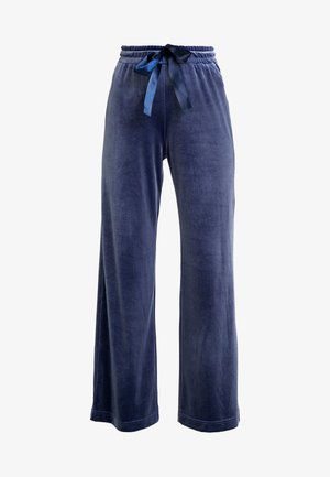 QARLA TROUSERS - Pantaloni - blue