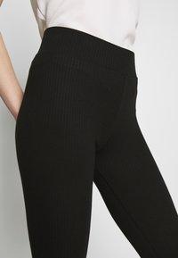 Monki - FRIDA - Leggings - Trousers - black - 4
