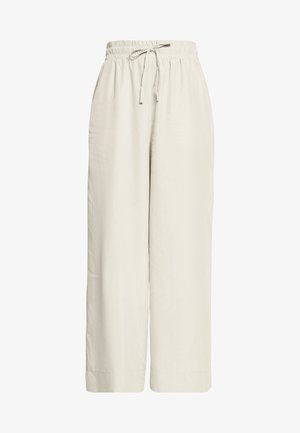 TAVI TROUSERS - Kalhoty - light beige