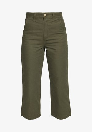 MABEL TROUSERS - Bukser - khaki