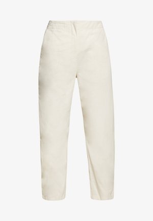 MARISSA TROUSERS - Bukse - white dusty light