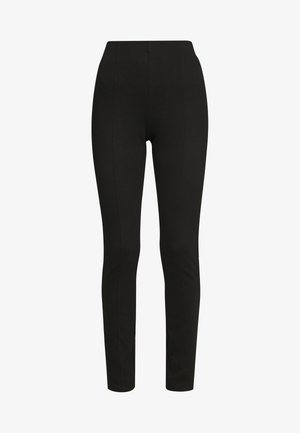 FINLEY TROUSERS - Tygbyxor - black