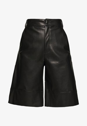 LENNIE CULOTTE - Bukse - black dark