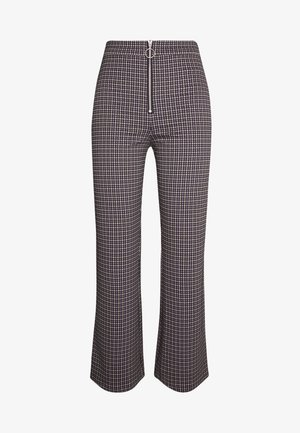 VIVA TROUSERS - Trousers - lilac purple
