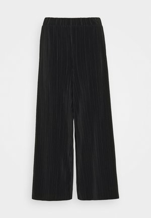 SEVERINA TROUSERS - Pantalon classique - black dark