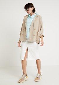 Monki - BRITTA SKIRT - A-line skirt - white - 1