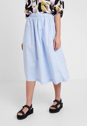PILO SKIRT - A-line skirt - light blue
