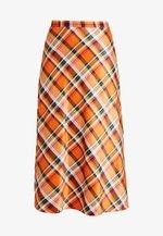 BRISA SKIRT - Maxi skirt - orange