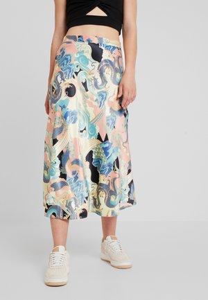 BRISA SKIRT - Maxi skirt - pink