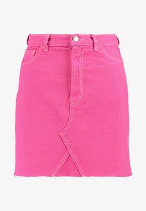 ARIA SKIRT ONLINE UNIQUE - A-line skjørt - hot pink