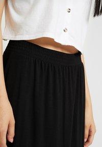 Monki - KINA SKIRT - Pencil skirt - black - 4