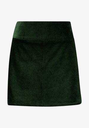 QUINN SKIRT - A-line skjørt - green dark