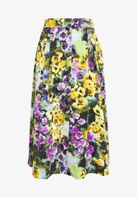 Monki - SIGRID SKIRT - A-line skirt - yellow light - 3