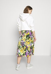 Monki - SIGRID SKIRT - A-line skirt - yellow light - 2