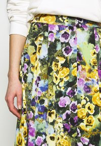 Monki - SIGRID SKIRT - A-line skirt - yellow light - 4
