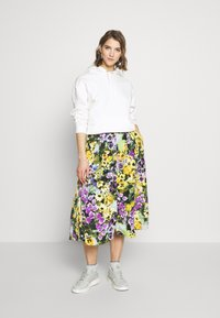 Monki - SIGRID SKIRT - A-line skirt - yellow light - 1