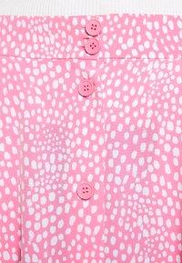 Monki - SIGRID SKIRT - A-lijn rok - pink medium unique - 5