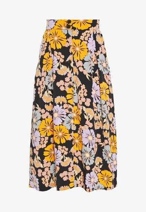 SIGRID SKIRT - A-line skirt - black