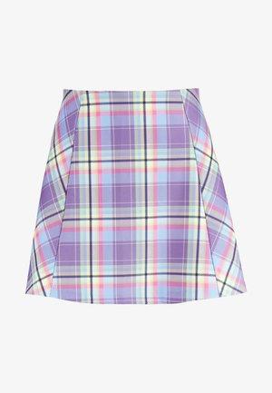 YVETTE SKIRT - Áčková sukně - lilac/purple/sugar