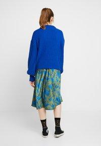 Monki - YANG SKIRT - A-line skirt - green - 2