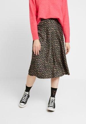 YANG SKIRT - A-line skirt - black