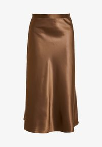 Monki - BRISA SKIRT - A-lijn rok - brown - 4