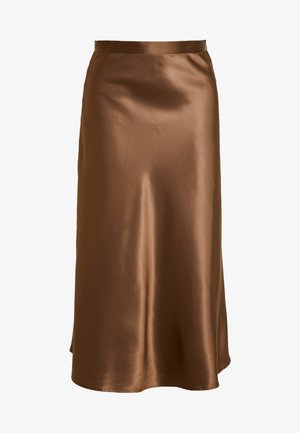 BRISA SKIRT - A-line skirt - brown