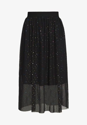 TAYLA SKIRT - Kynähame - black