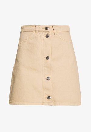 MARY SKIRT - A-line skirt - light beige