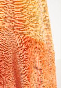 Monki - SKIRT - A-line skjørt - crushed orange - 4