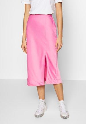 DELAILA SKIRT - Pencil skirt - pink