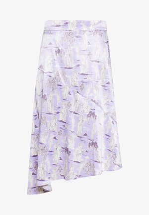 SAMMY SKIRT - Áčková sukně - lilac purple light