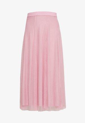 JOANNA SKIRT - Áčková sukně - pink light