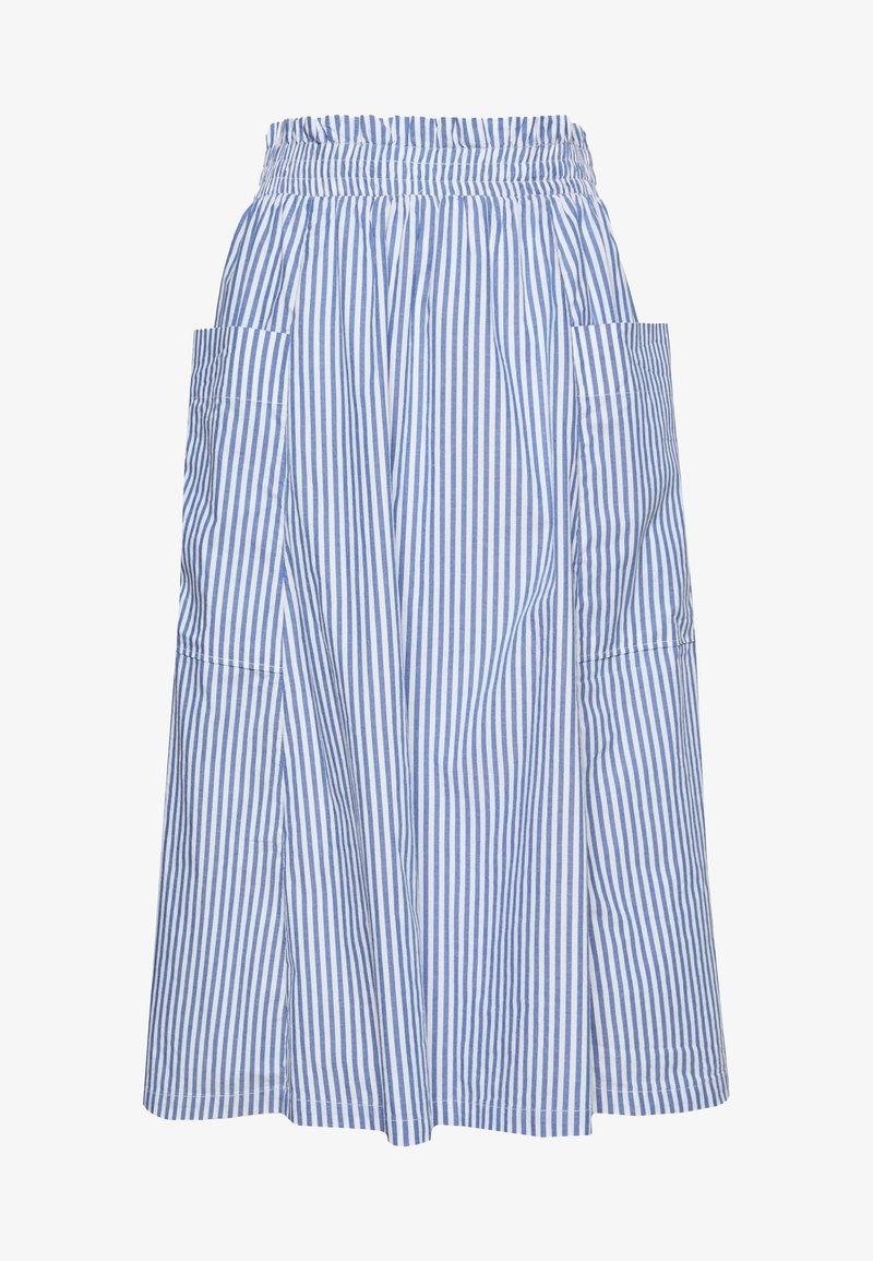 Monki - QIA SKIRT - A-line skirt - white