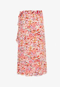 Monki - MARY LOU SKIRT - A-Linien-Rock - red - 1