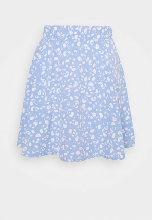 MELISSA SKIRT - A-line skirt -  blue