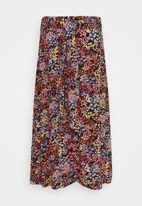 Monki - SISSEL SKIRT - A-line skirt - black - 0