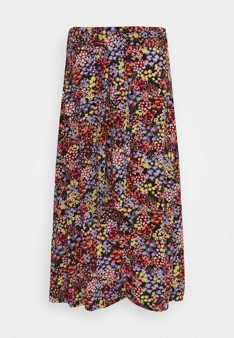 Monki - SISSEL SKIRT - A-line skirt - black