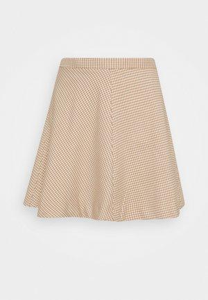 ULLA SKIRT - Pencil skirt - beige