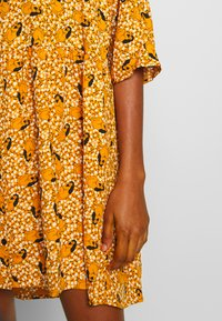 Monki - WENDELA DRESS - Day dress - yellow dark - 4