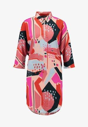 MOLLY DRESS - Skjortekjole - multi-coloured