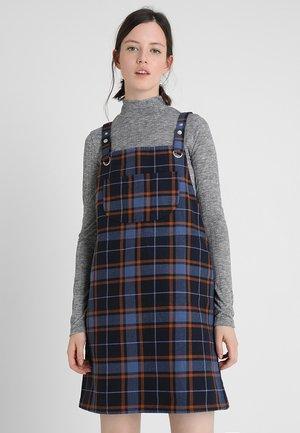 POPPY DRESS - Sukienka letnia - blue