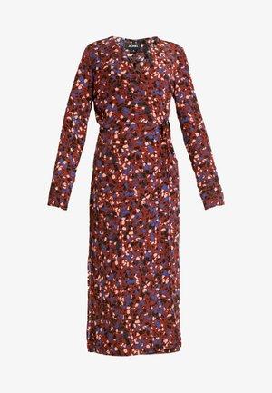 ERICA DRESS - Denní šaty - red/multisprinkle