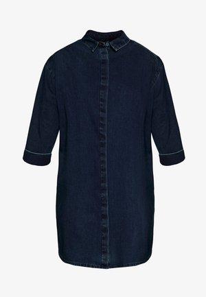 MONA LISA DRESS - Skjortekjole - blue