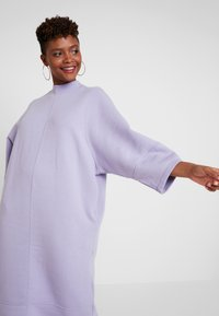 Monki - KARIN DRESS - Day dress - lilac - 4