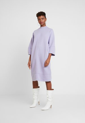 KARIN DRESS - Korte jurk - lilac