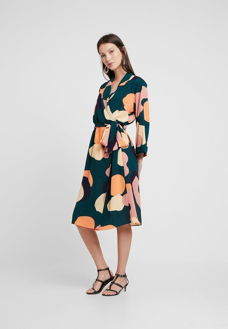 Monki - ANDIE DRESS - Hverdagskjoler - multi-coloured
