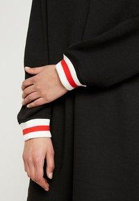 Monki - MIA DRESS - Sukienka letnia - black - 4