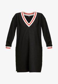 Monki - MIA DRESS - Sukienka letnia - black - 3