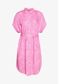 Monki - NINNI DRESS - Blousejurk - pink medium - 5